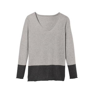 ladies' cashmere sweater, gray | Lidl US